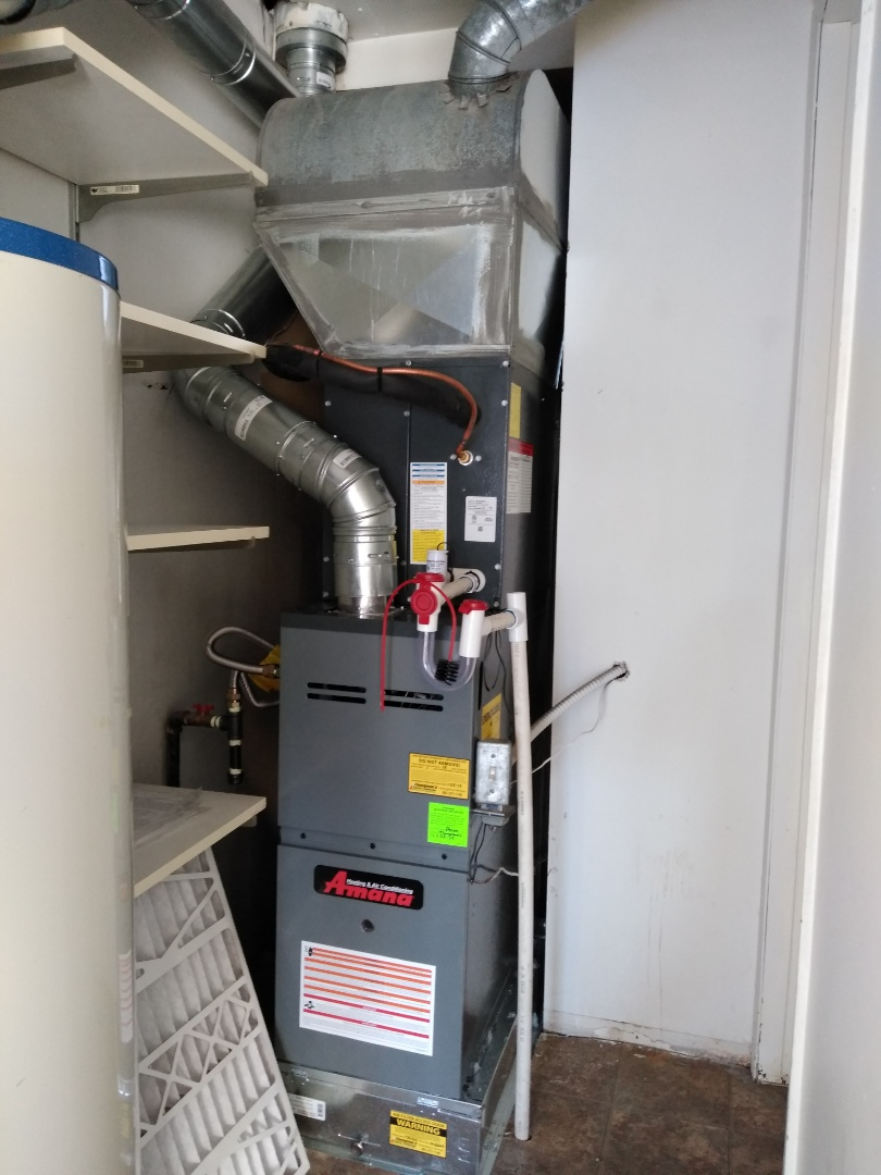Taylorsville, UT - Furnace and air conditioning replacement.