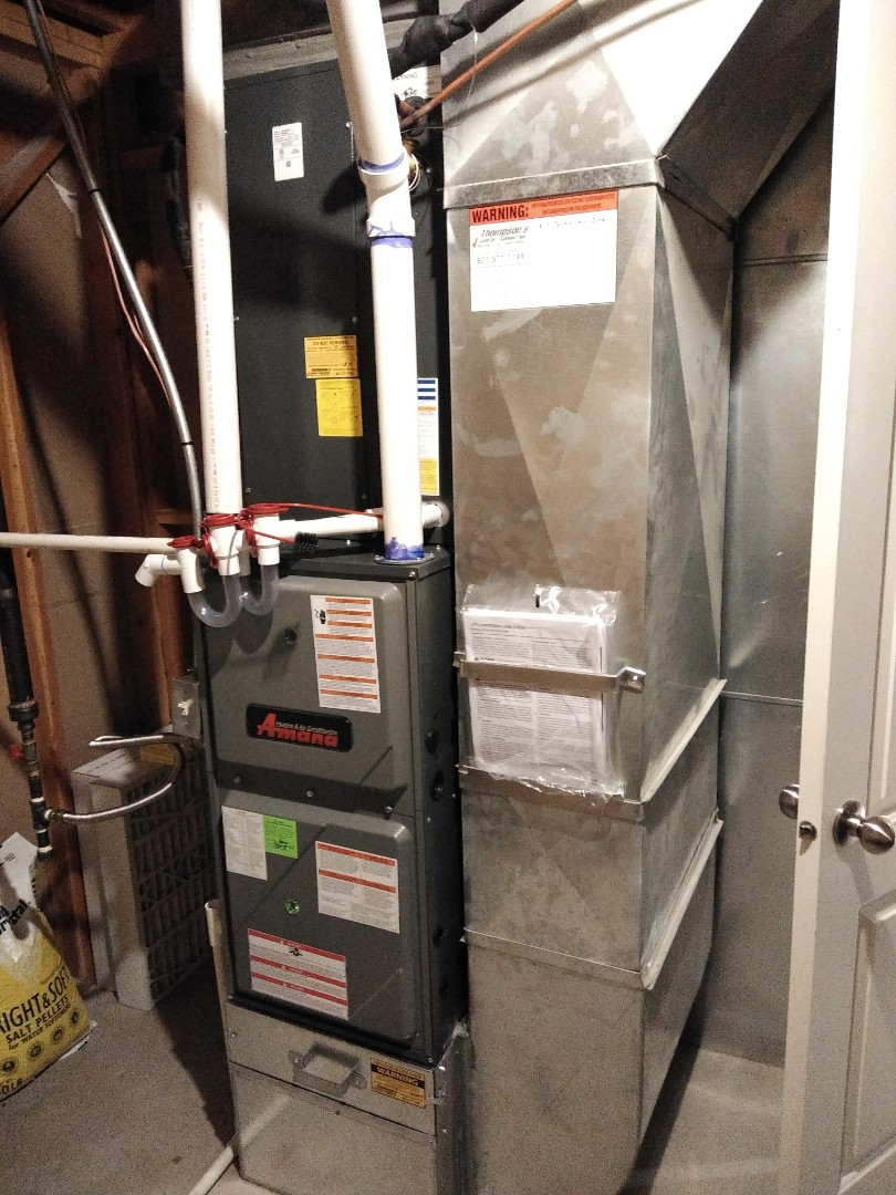 Midvale, UT - Install a new furnace and AC high efficiency