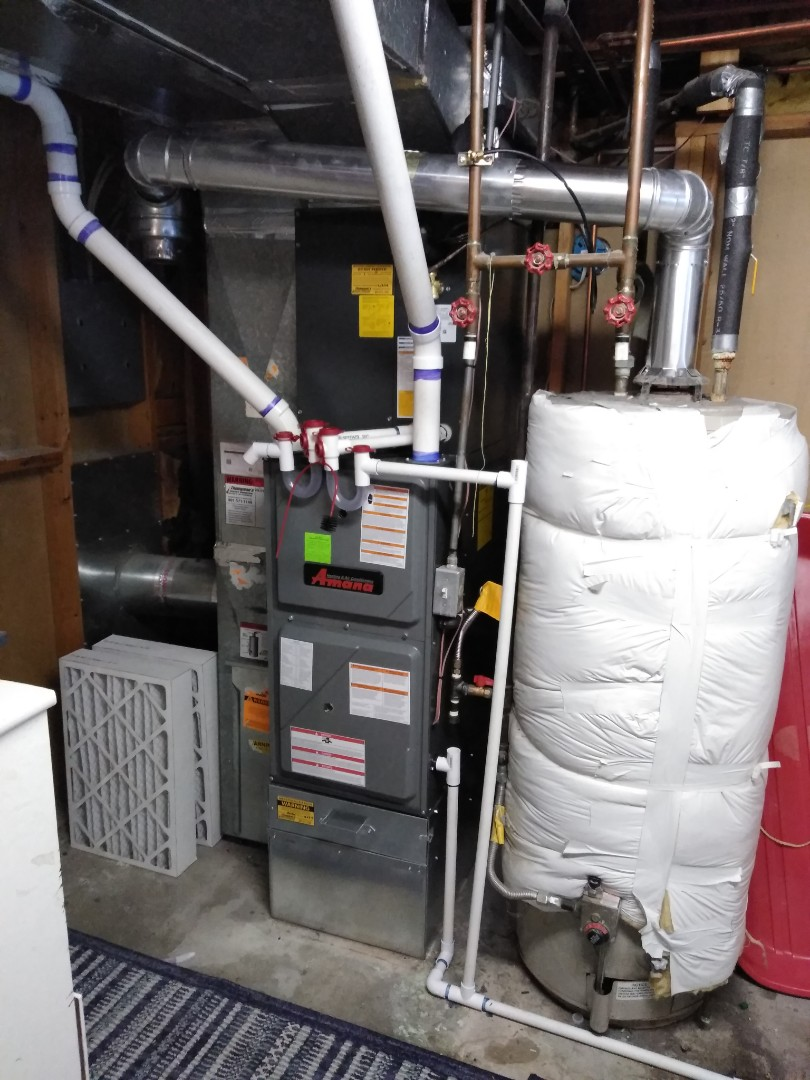 Kearns, UT - Replace furnace and AC with new high efficiency system