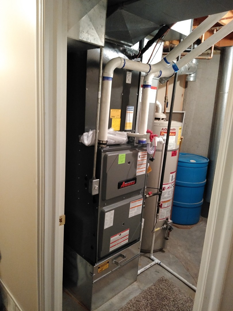 South Jordan, UT - Replace furnace and AC with new high efficiency system