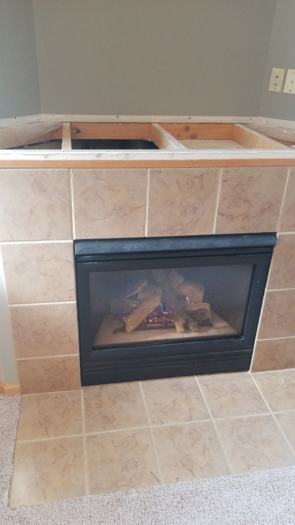 Lakeville, MN - Gas line repair for fireplace