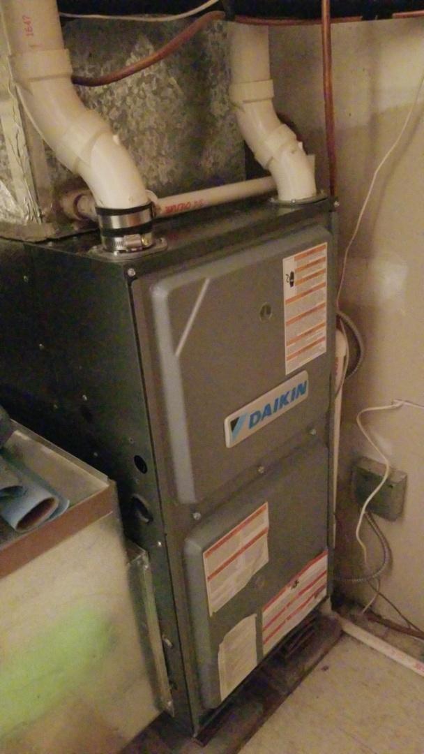 Frontenac, MN - Daikin furnace service