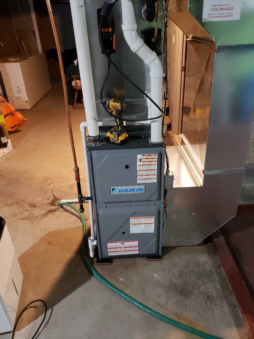 Star Prairie, WI - Dakin furnace clean and tune