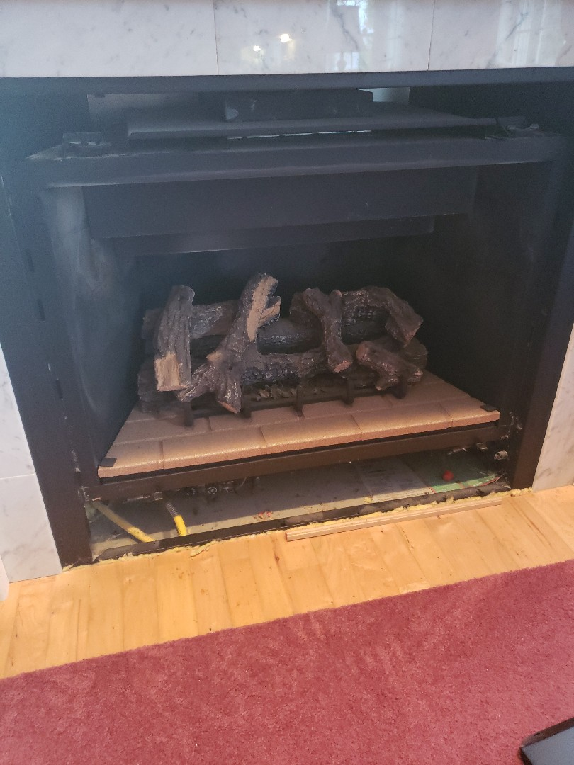 Amery, WI - Heat & glo fire place repair