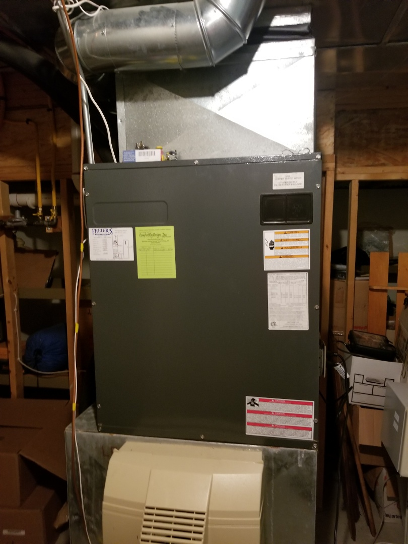Afton, MN - Air handler repair