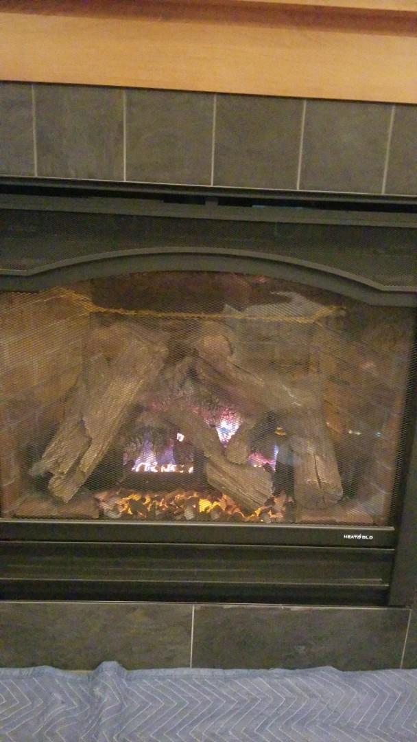Hager City, WI - Heat N Glo fireplace repair