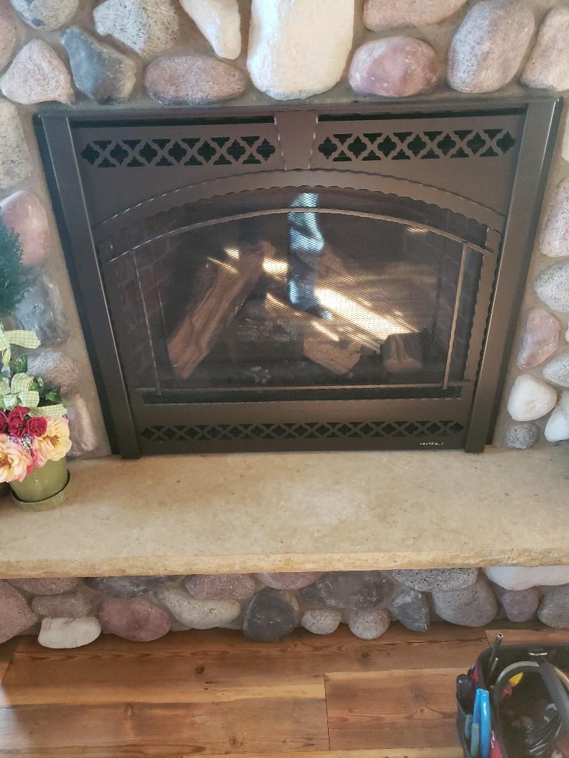 Baldwin, WI - Fire place service