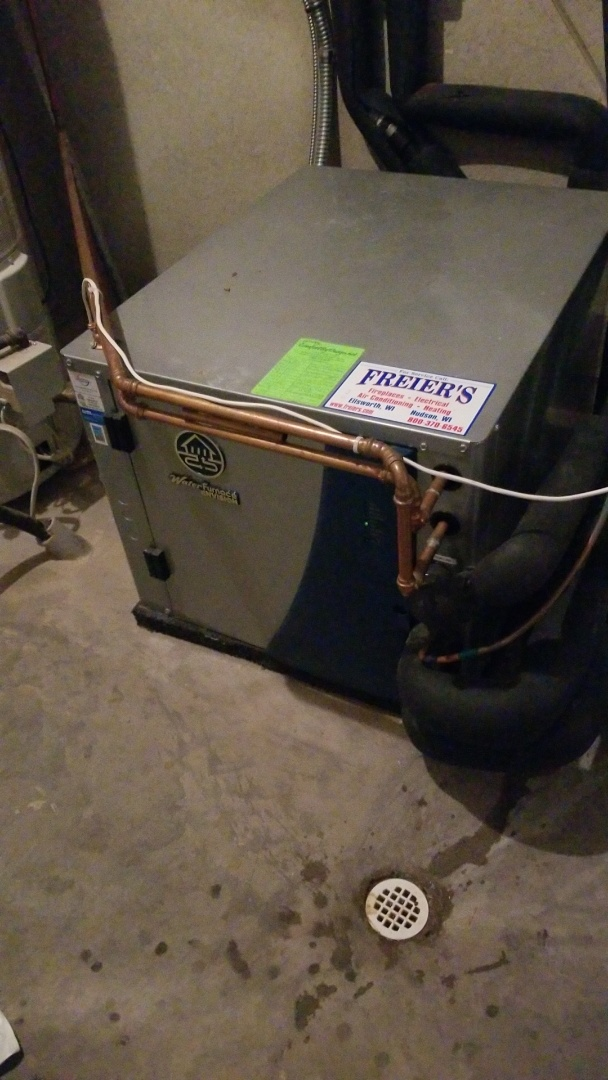 Maiden Rock, WI - Water furnace geothermal service