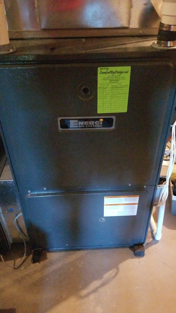 Maiden Rock, WI - Energi Air gas furnace service