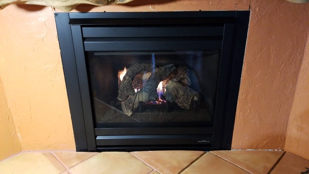 Alma, WI - Heat n glo fireplace service
