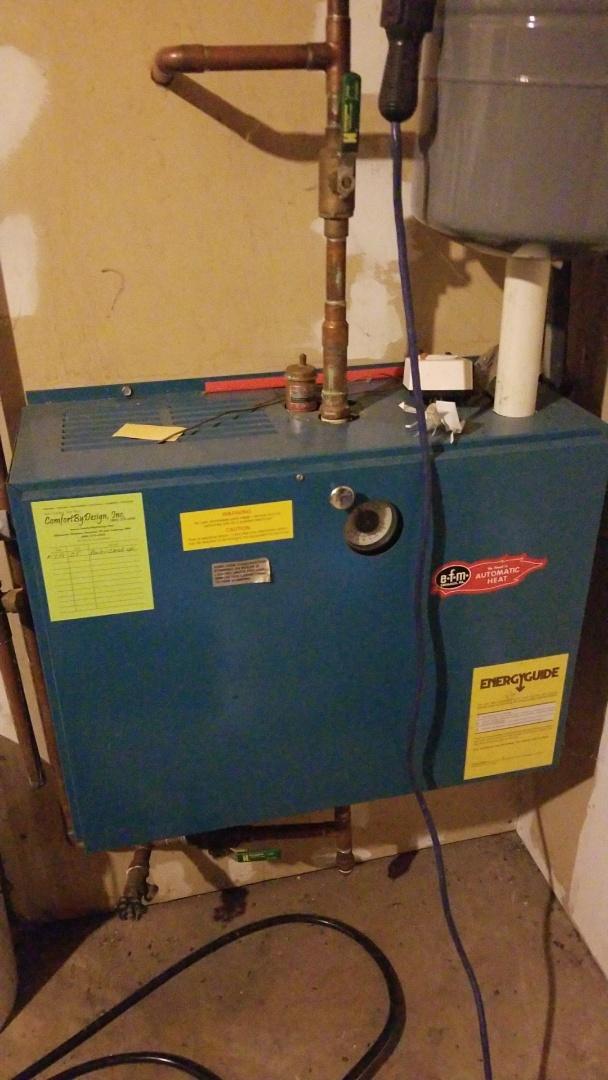 Stockholm, WI - Electric boiler service