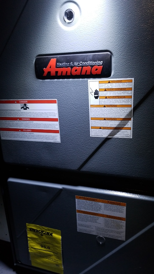 Red Wing, MN - Amana furnace service