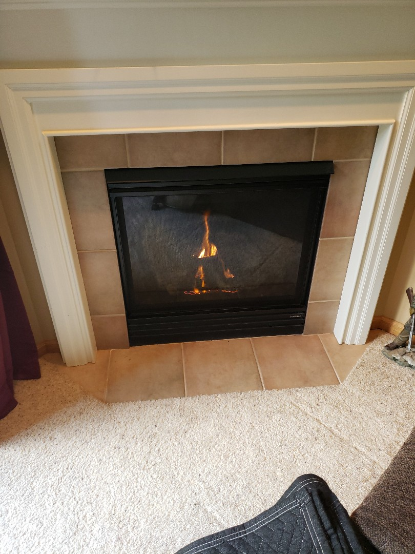 Balsam Lake, WI - Fire place maintenance