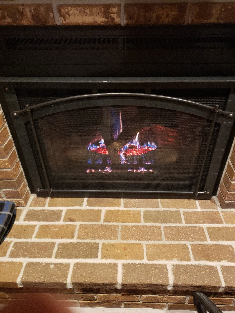 Roberts, WI - Fireplace clean and tune