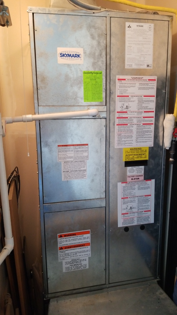 Red Wing, MN - Skymark furnace service