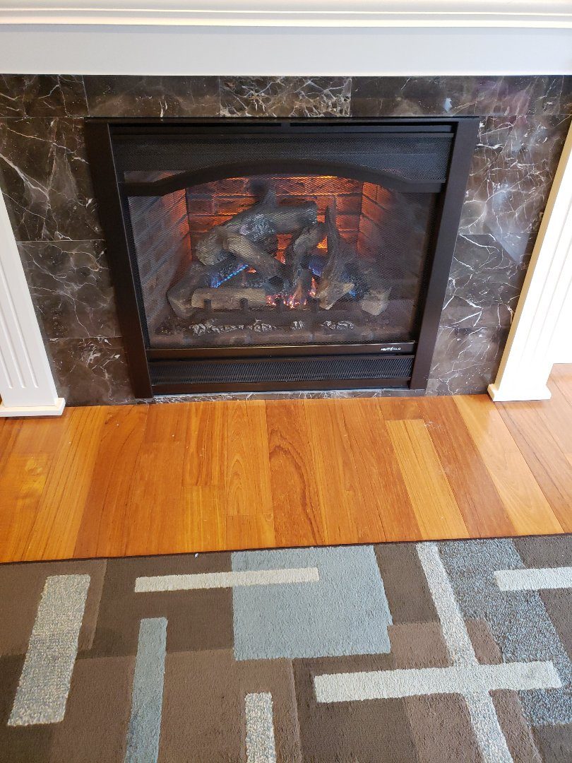 Clear Lake, WI - Fire place service