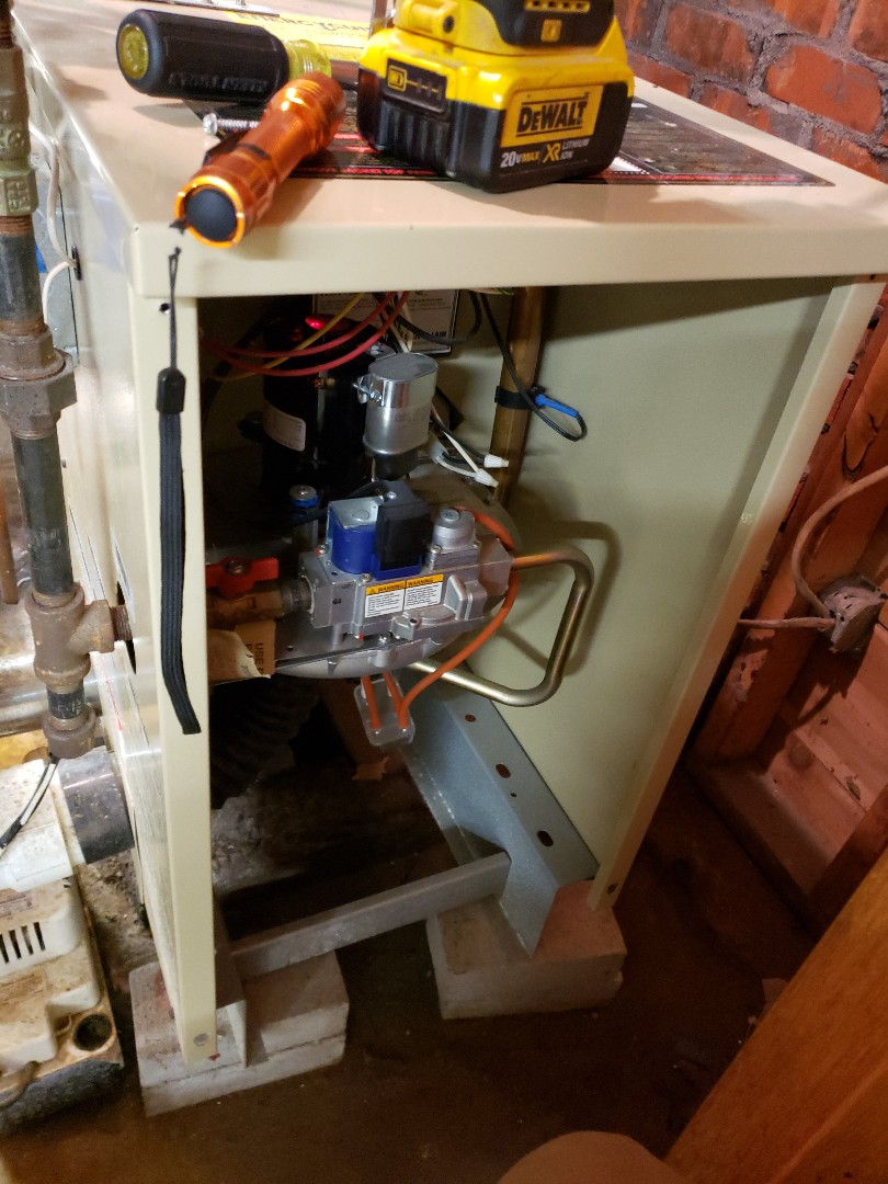 Houlton, WI - Weil-Mclain boiler tune up