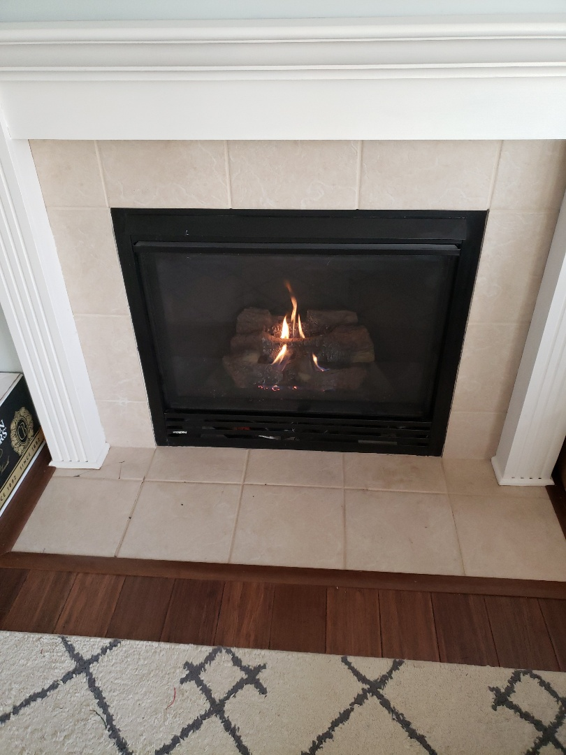 Stillwater, MN - Fire place