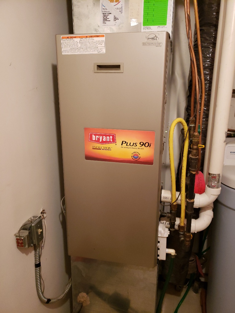 Eagan, MN - Bryant furnace tune up