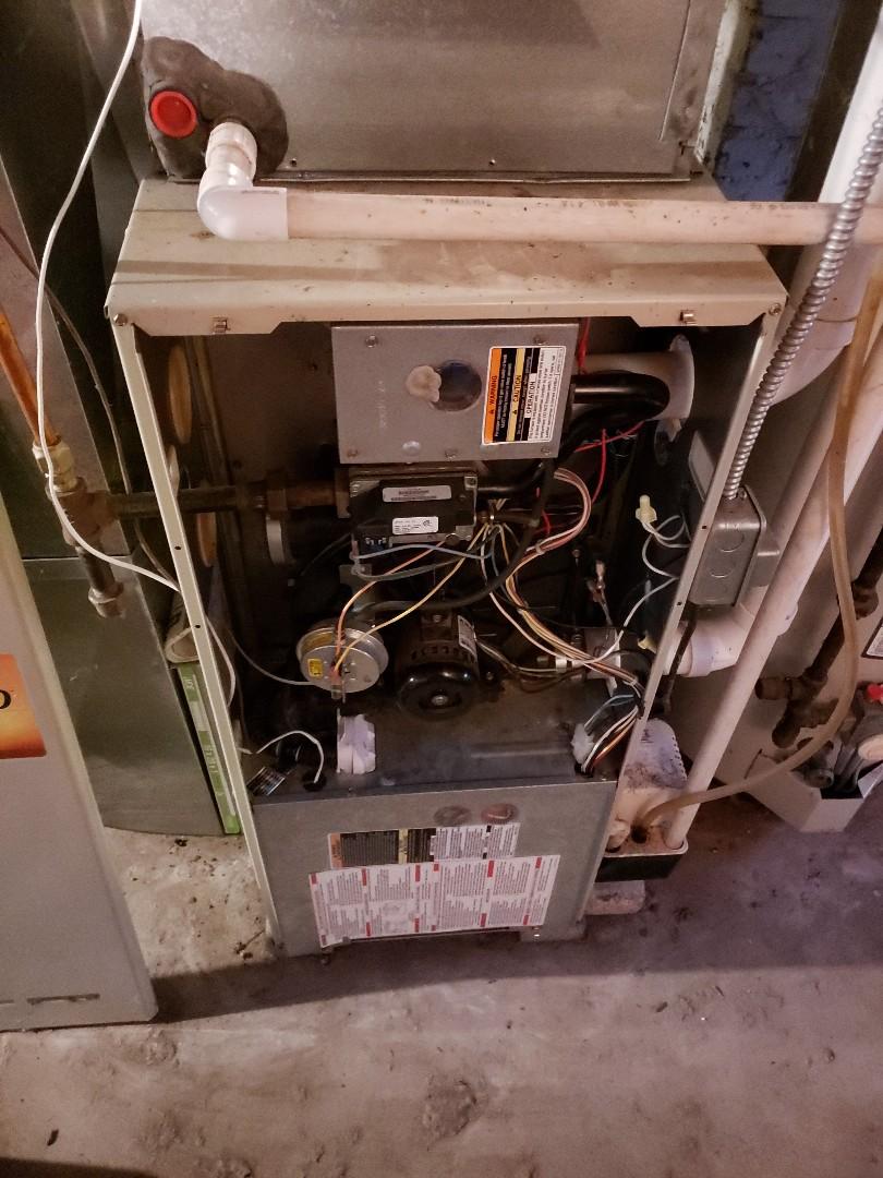 Osceola, WI - Bryant furnace tune up
