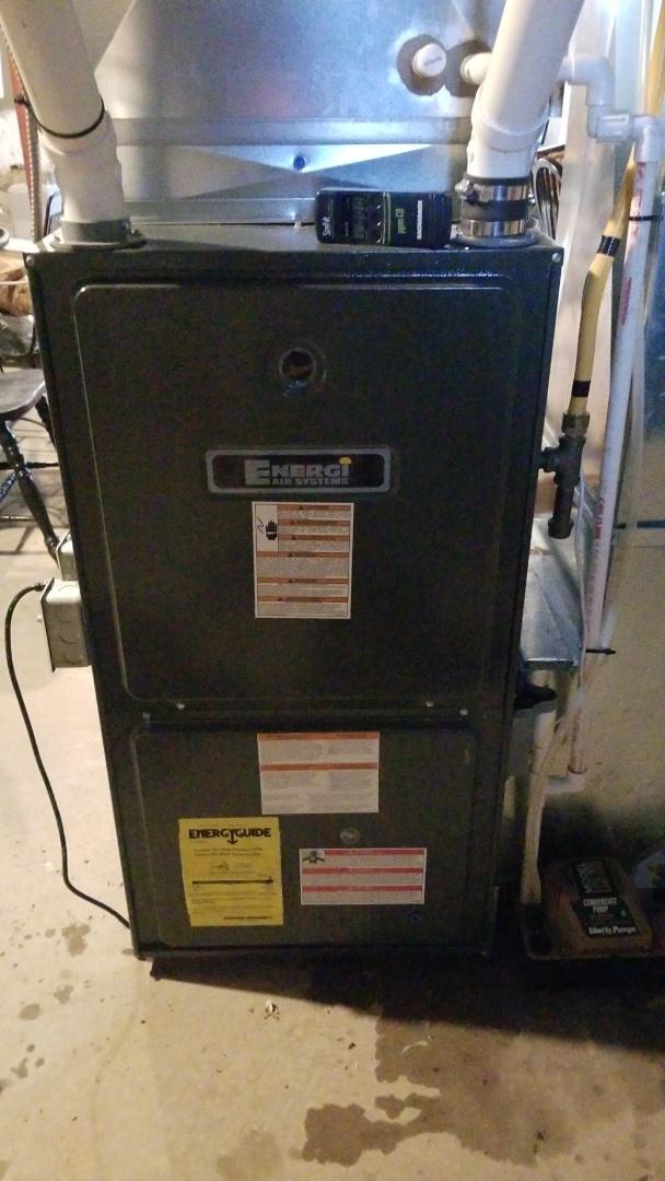 Beldenville, WI - Energi Air furnace service