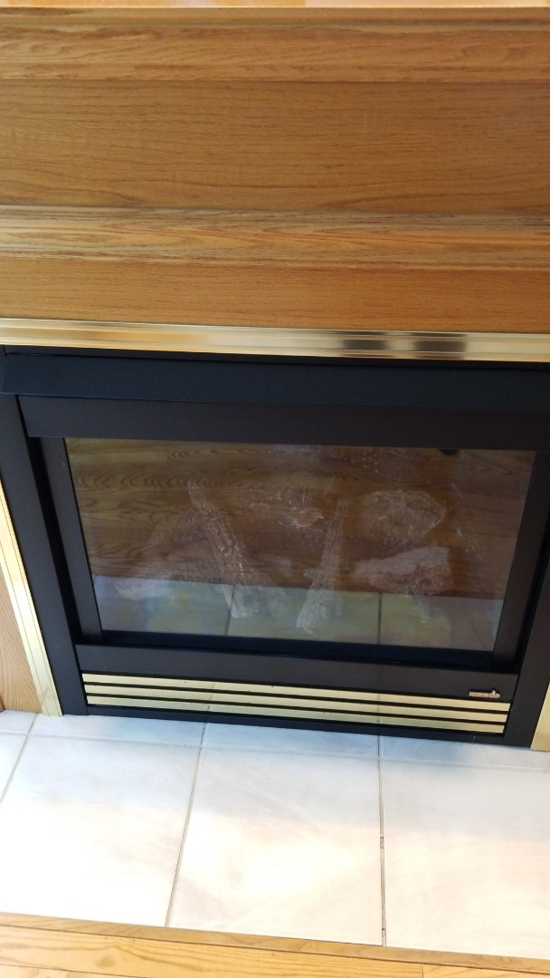 Elmwood, WI - Gas fireplace 3