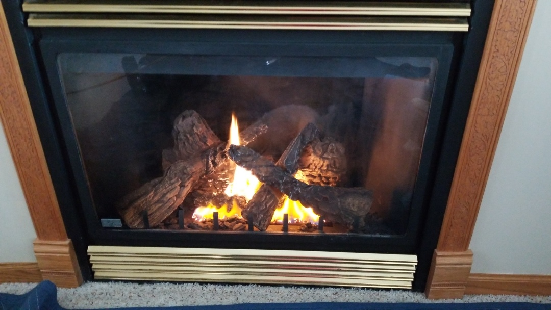 Baldwin, WI - Gas fireplace repair