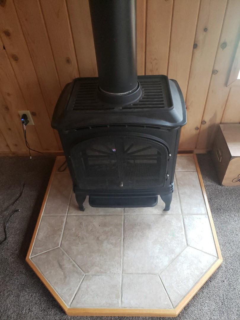 Lakeland, MN - Fire place service. Heat n glo