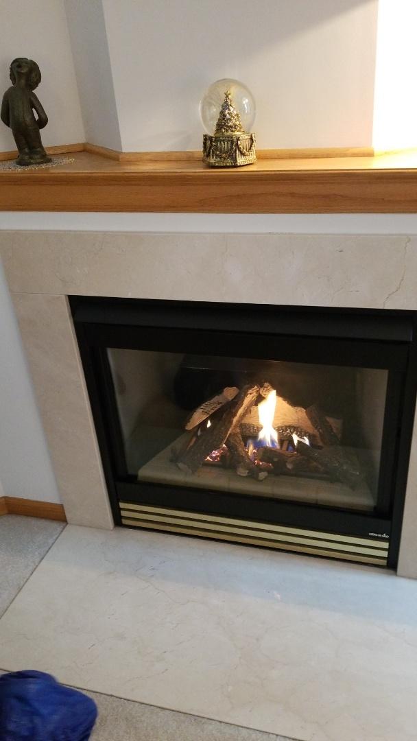 Woodbury, MN - Heat N Glo fireplace repair