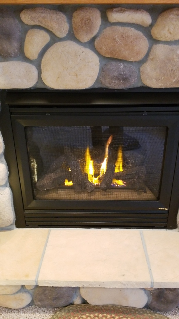 Goodhue, MN - Heat N Glo gas fireplace repair