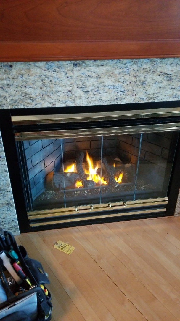 Stillwater, MN - Heatilator fireplace repair