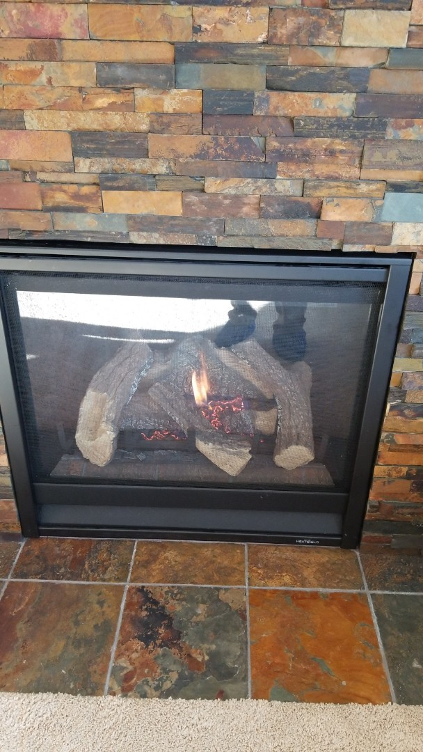 Lake Elmo, MN - Heat N Glo gas fireplace repair