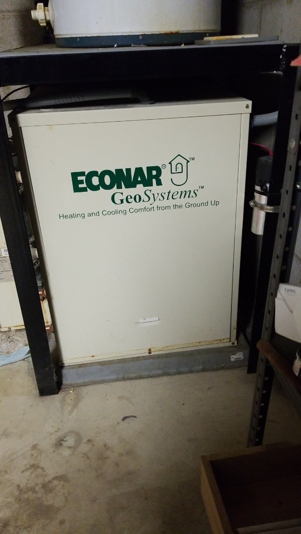Hugo, MN - Econar geothermal heat pump repair