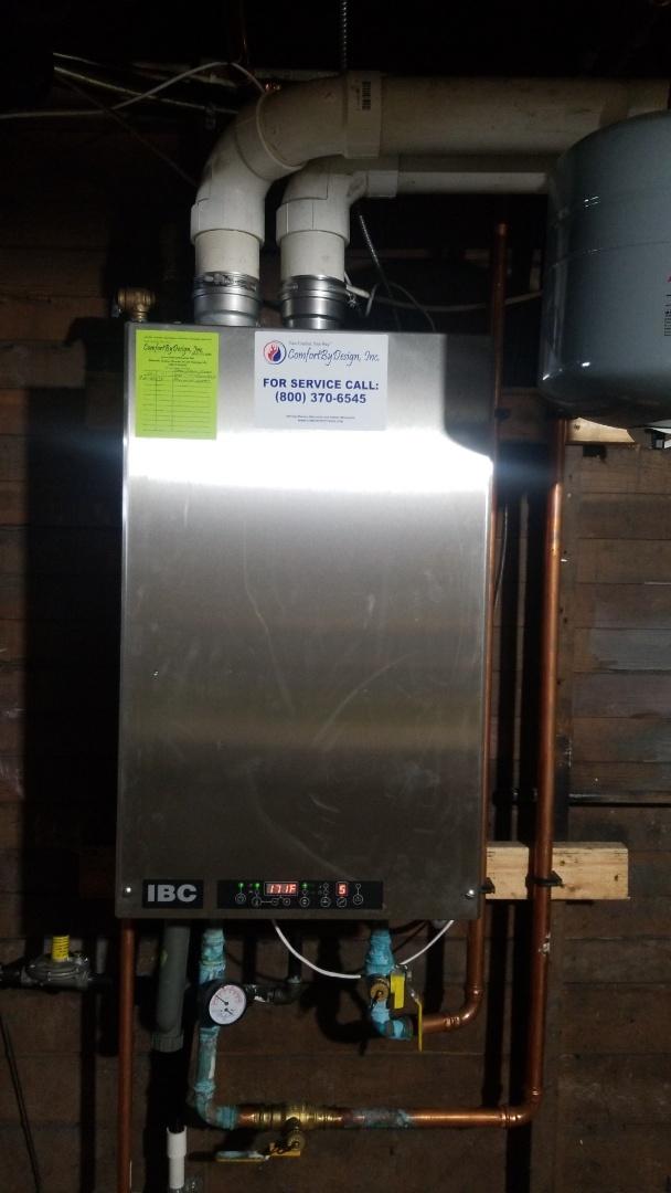 Ellsworth, WI - IBC boiler repair