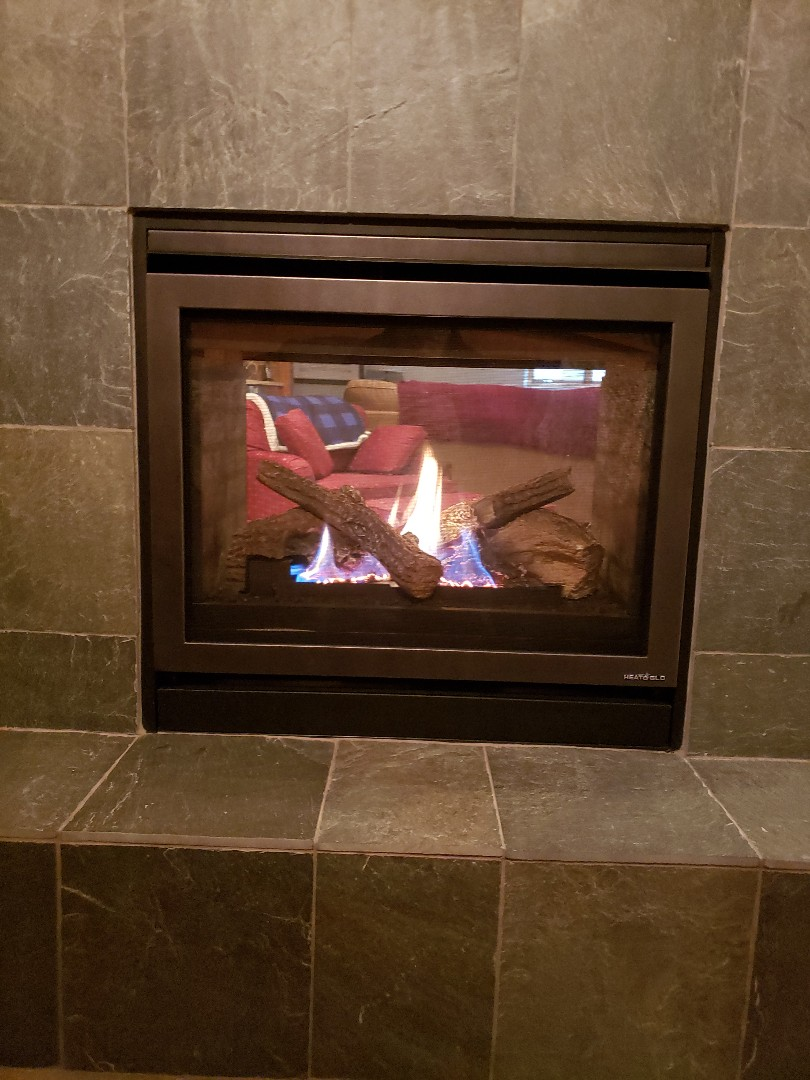 Woodbury, MN - Heat&glo gas fireplace service