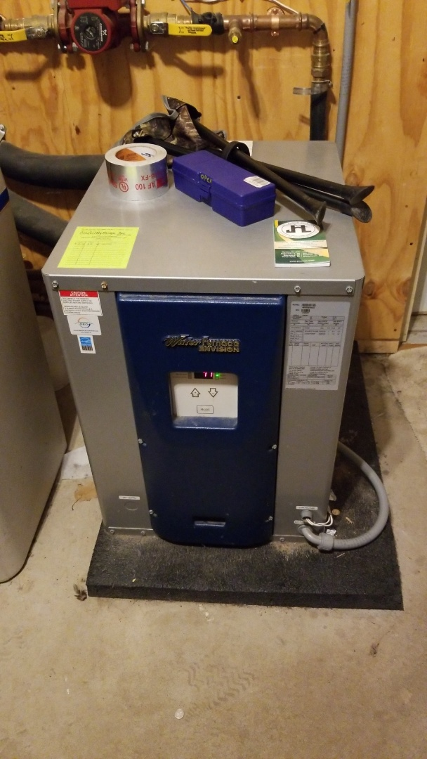 Balsam Lake, WI - Water furnace geothermal service