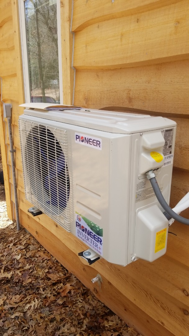 River Falls, WI - Mini split heat pump service