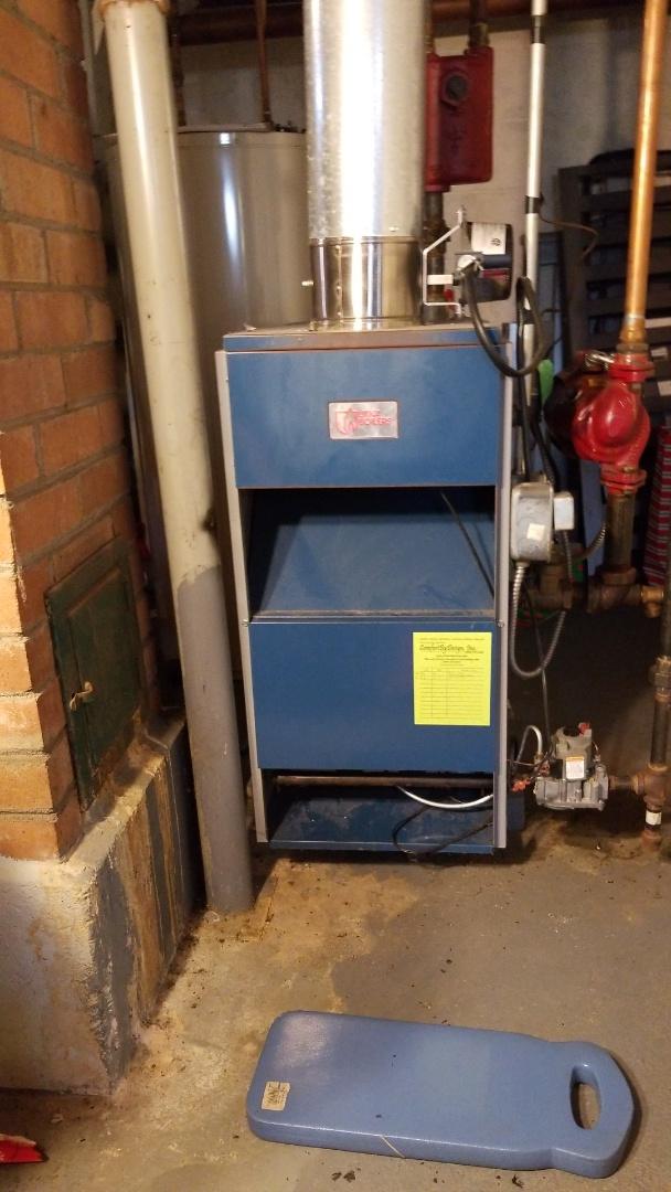 Hager City, WI - Utica boiler repair