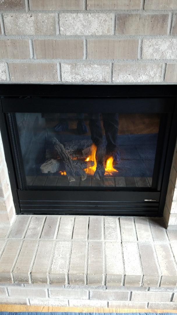 Hastings, MN - Heat N Glo fireplace repair