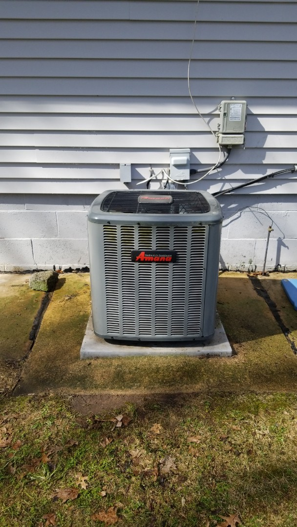 Red Wing, MN - Amana air conditioner service