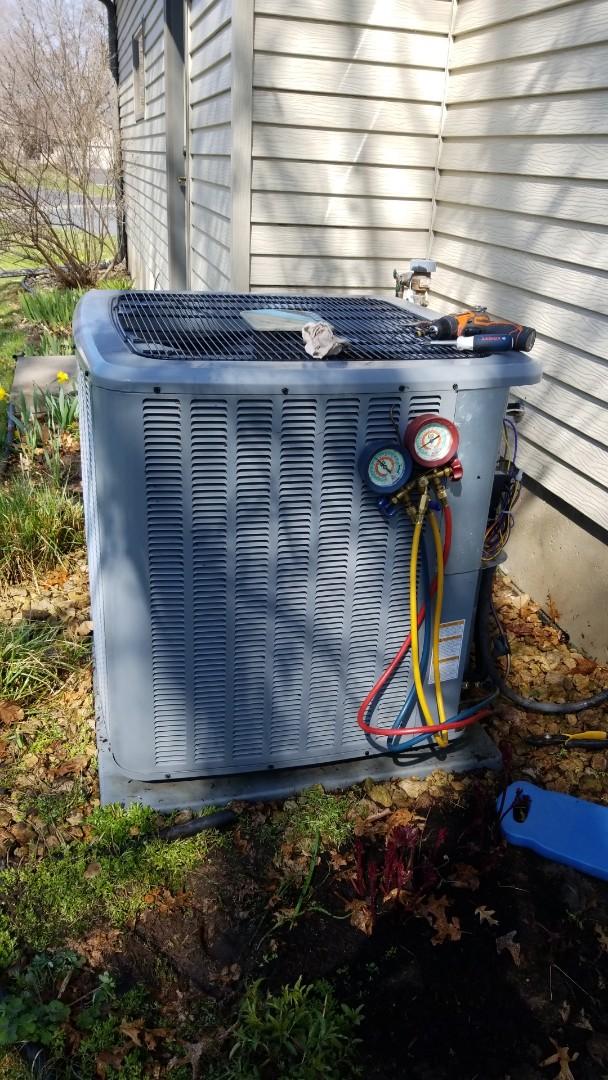 Woodbury, MN - Daikin Air Conditioner service
