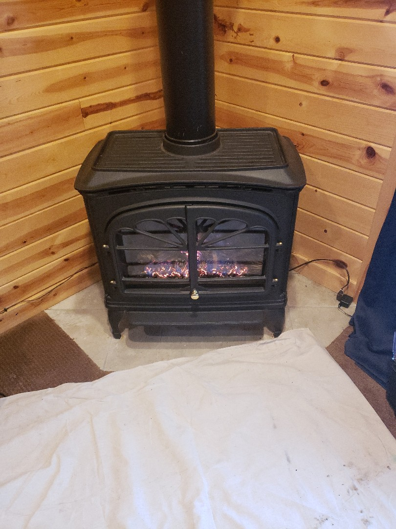 Amery, WI - Fire place service