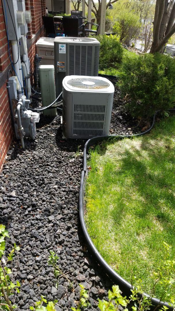 Prescott, WI - American Standard air conditioner service