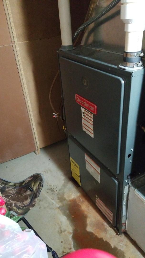 Hudson, WI - Goodman furnace repair