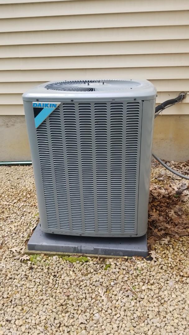 Hudson, WI - Daikin air conditioner service