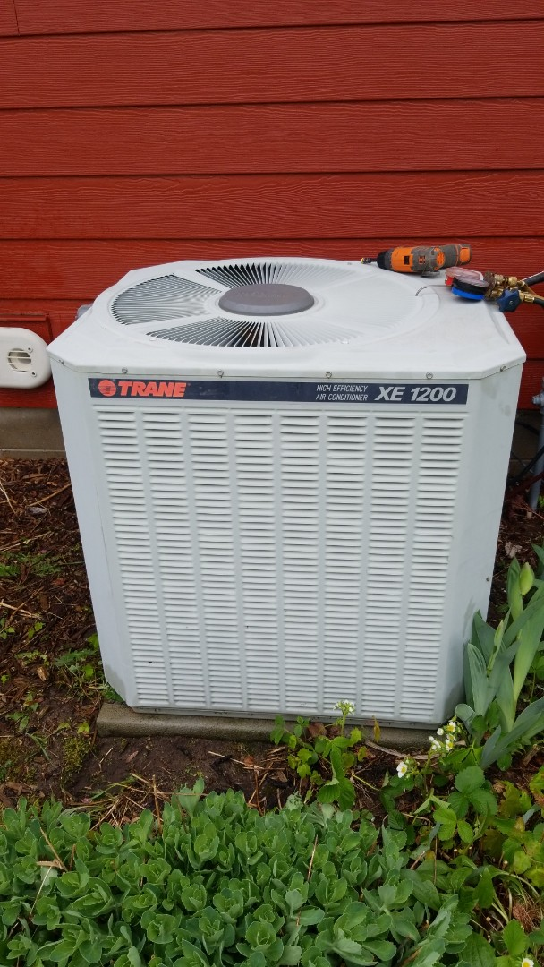 Red Wing, MN - Trane air conditioner service