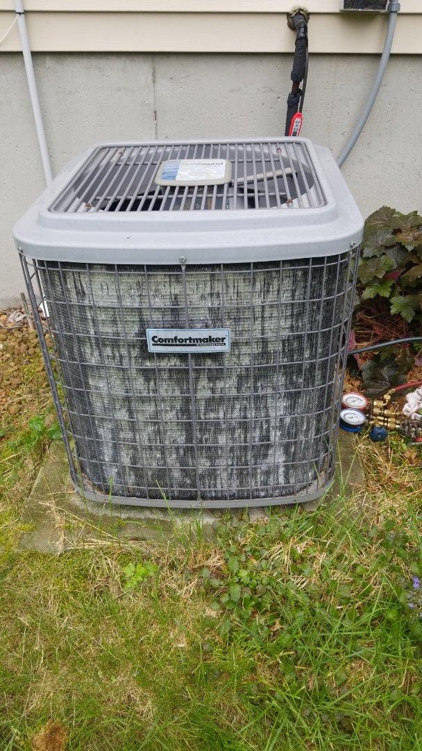 Ellsworth, WI - Comfortmaker air conditioner repair