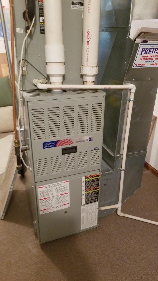 American Standard furnace repair