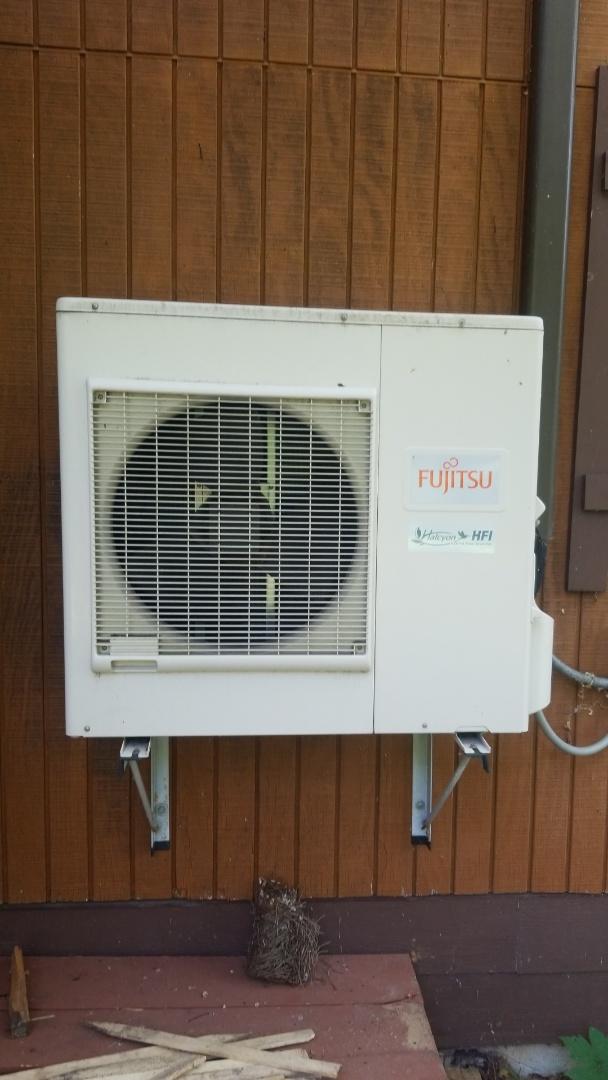 Hager City, WI - Fujitsu mini split repair