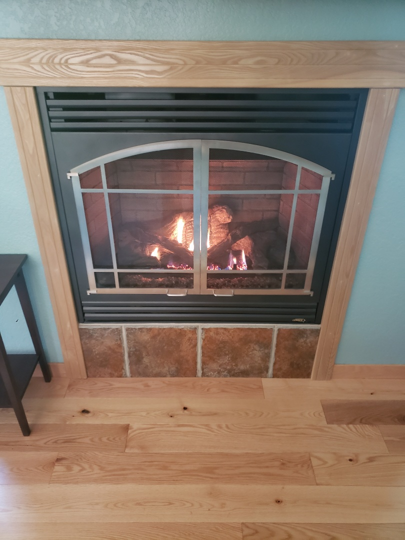 Lindstrom, MN - Fire place repair